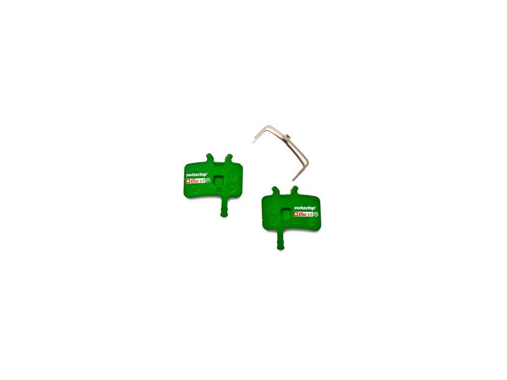 Brzdové destičky Swissstop organické pro Avid Juicy 3/5/7/Ultimate, BB7 Mechanical