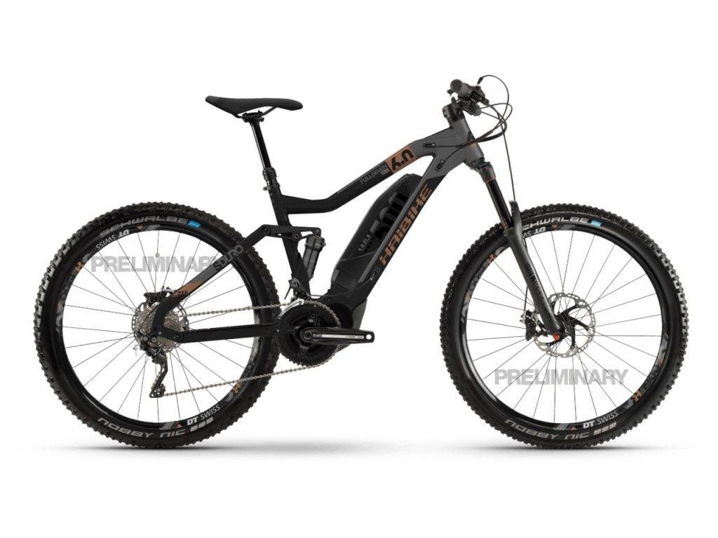 Horské elektrokolo Haibike SDURO FullSeven LT 6.0 - 2020 - Yamaha PW-X2
