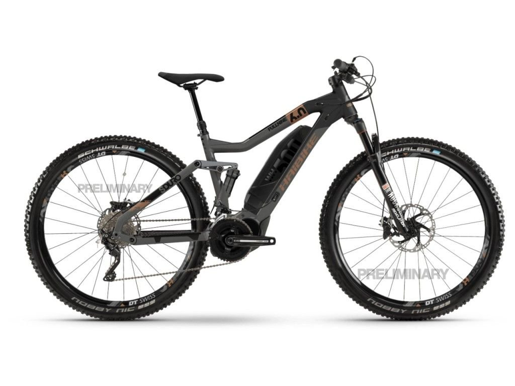 Horské elektrokolo Haibike SDURO FullNine 6.0 - 2020 - Yamaha PW-X2