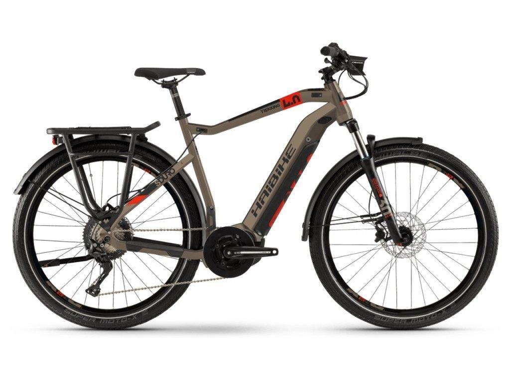 Horské elektrokolo Haibike SDURO Trekking 4.0 pánské - 2020 - Yamaha PW-ST System