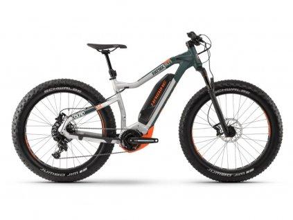 Horské Elektrokolo Haibike XDURO FatSix 8.0 - 2020 - Yamaha