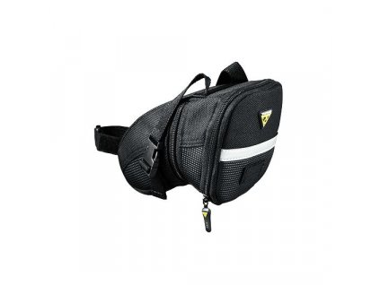TOPEAK BRAŠNA PODSEDLOVÁ AERO WEDGE PACK MEDIUM PÁSKY